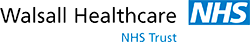 Walsall Healthcare NHS Trust Logo