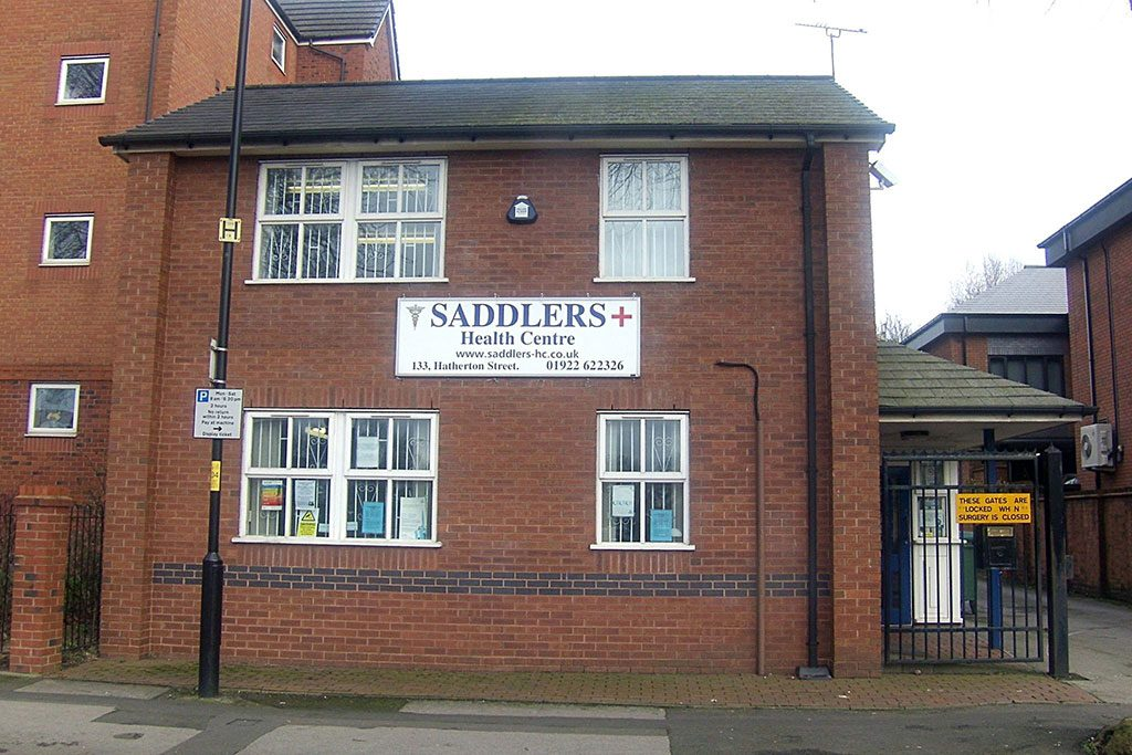 Saddlers Health Centre