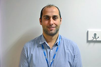Dr Christos Karagkounis