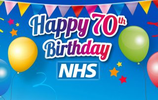 Happy 70th Birthday NHS