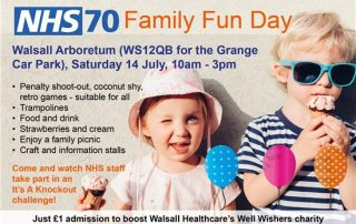 NHS70 Family Fun Day