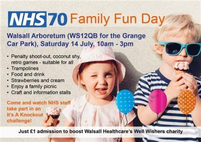 NHS70 Family Fun Day