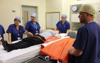 Patients will be handled with care thanks to new transfer aids