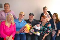 The Marshall family raised money for our neonatal unit