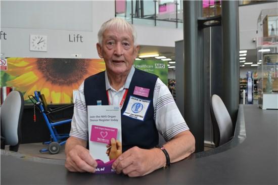 Alan Bell Volunteer