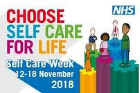 self care week theme choose life