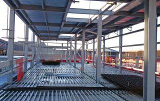 Skanska begin Construction of new ICU