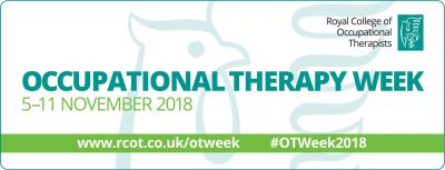 Logo for Occupational Therapy Week