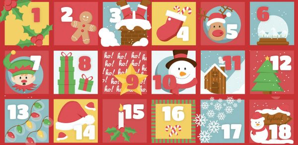 Walsall Healthcare Advent calendar