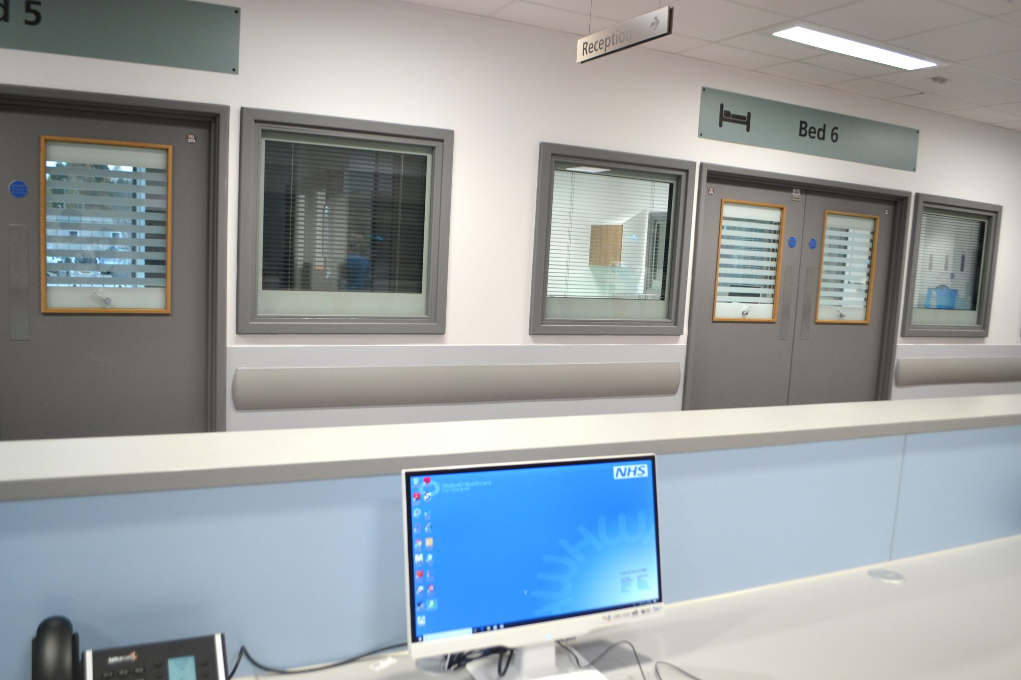ICU photo gallery - Walsall Healthcare NHS Trust