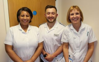 Walsall Healthcare Podiatry Team