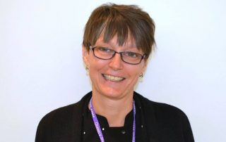 School Nursing lead Sallyann Sutton