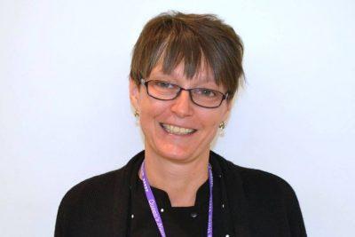 School Nursing lead Sallyann Sutton