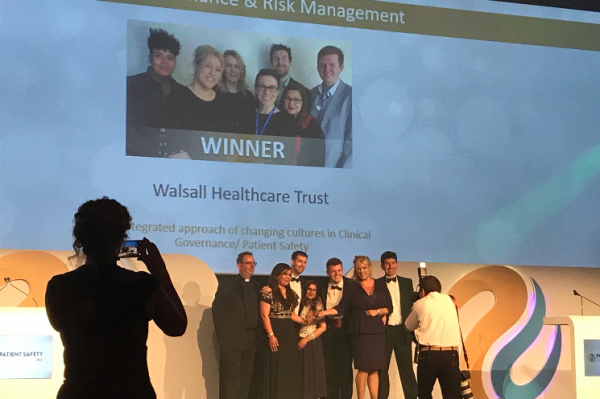 HSJ Awards Winners 2018