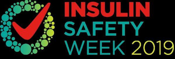 Logo for insuline safety week