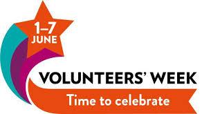 Volunteers Week 2019 logo