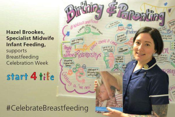 Hazel Brookes Infant Feeding Midwife