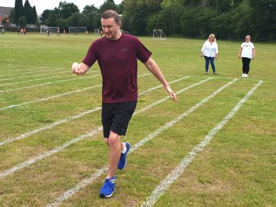 Walsall Healthcare Sports Day