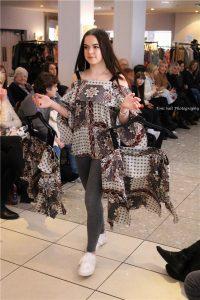 Fashion Show On The Cat Walk 2018