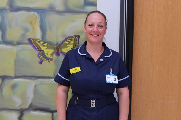 Megan Parr is helping raise awareness of the AHP role