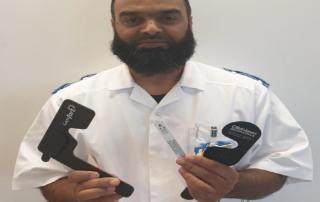 Orthoptist Mohammed Zabair Asghar