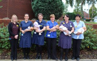 Community midwives team