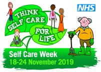 self care week logo