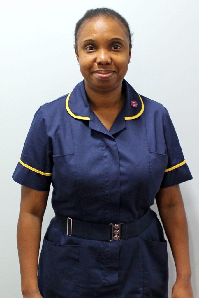 Divisional Director of Midwifery Carla Jones-Charles