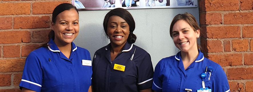 MLU midwives
