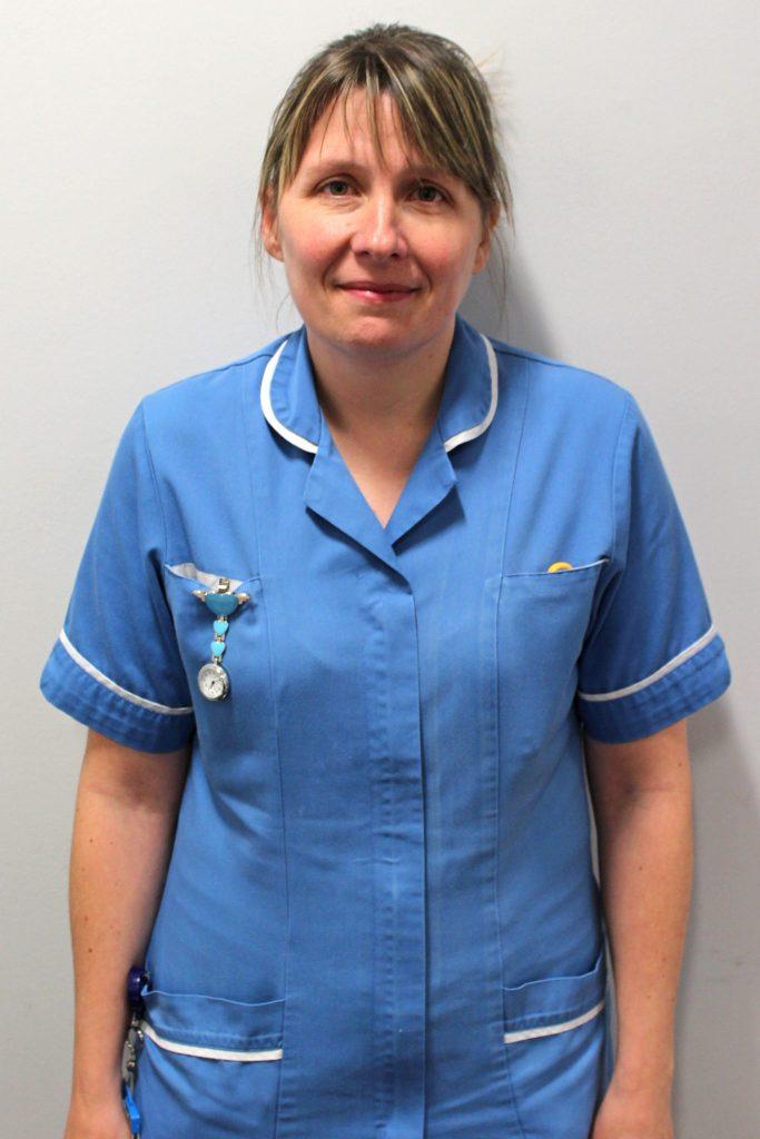 Maternity Nurse - Louise Smith