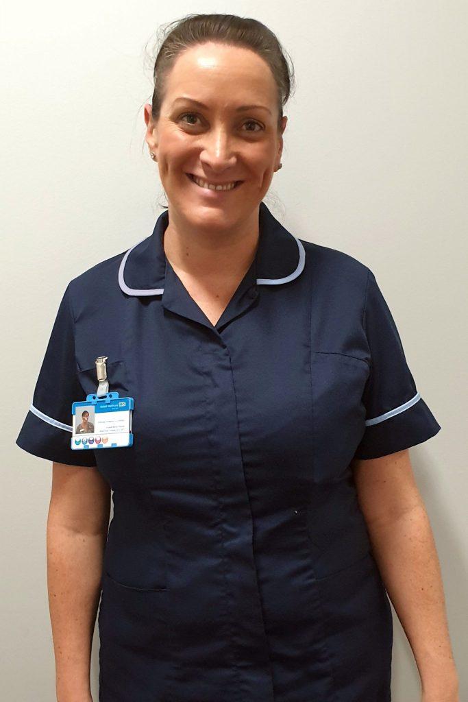 Specialist Midwife Antenatal Screening - Natalie Perks