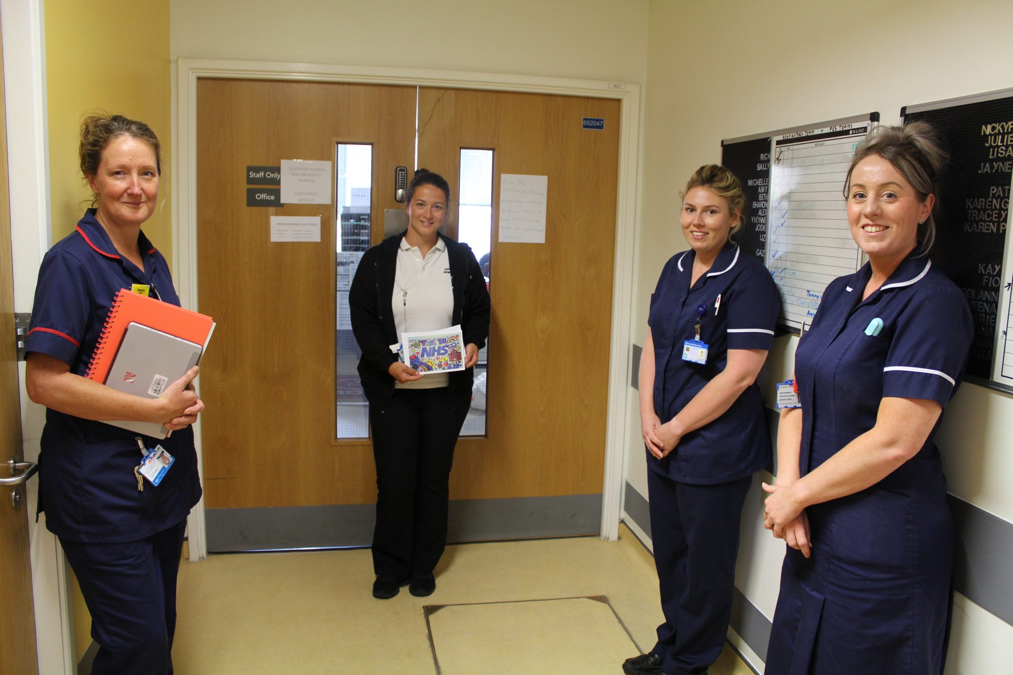 Thanking therapies for supporting ICU