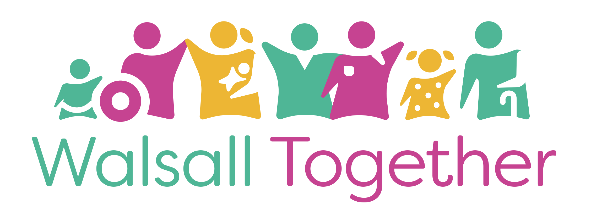 Walsall Together logo