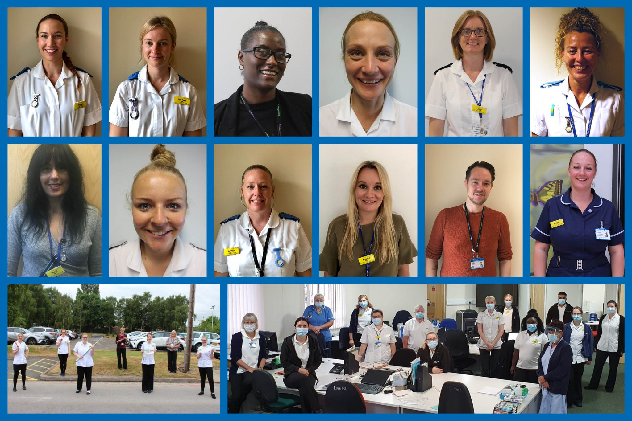 Allied Health Professionals at Walsall Healthcare