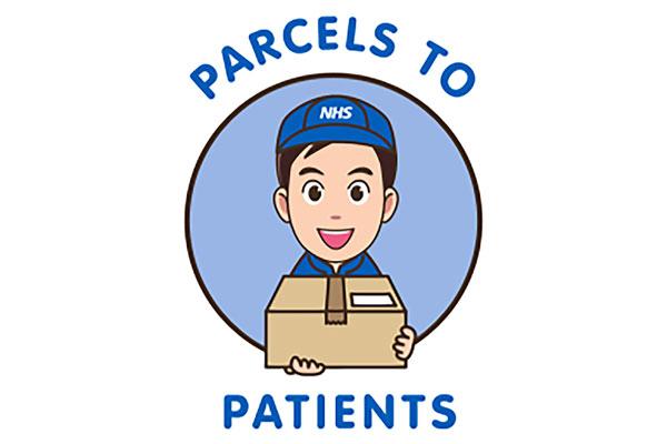Parcel-to-Patients logo