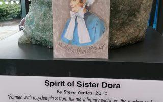 Sister Dora drawing