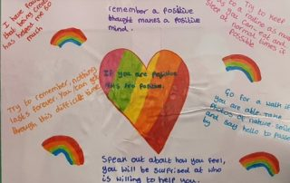 Childrens Mental Health Week art