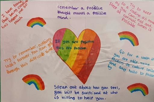 Childrens Mental Health Week art
