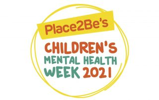 Childrens Mental Health Week logo