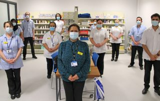 Outpatients Pharmacy