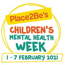Childrens mental health week logo