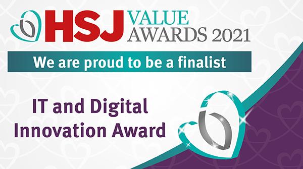 HSJ Value awards banner