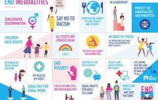 zero discrimination day graphic