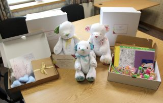 Wellbeing boxes for bereaved parents