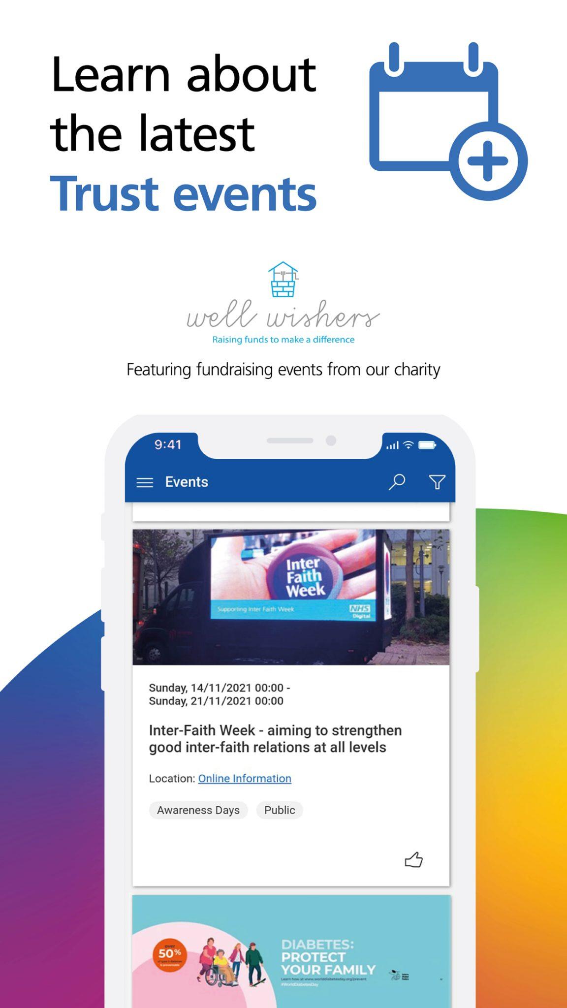 Reach App Screenshot
