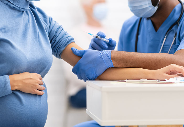 Covid-19 vaccination now offered to pregnant women