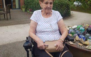 Day Hospice patient Barbara